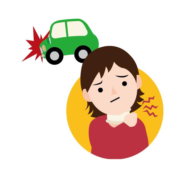 交通事故によるむち打ちの症状